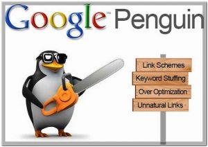 Google penguen algoritma güncellemesi