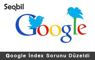 Google index sorunu düzeldi