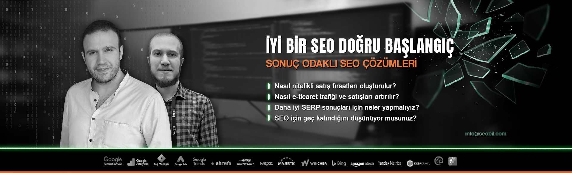 seo ve dijital pazarlama ajansı